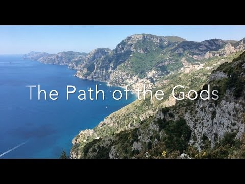 Path of the Gods, Amalfi Coast - Italy