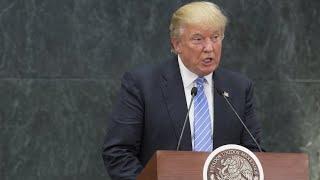 Watch Donald Trump's Immigration Policy Speech in Phoenix