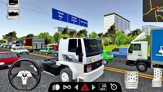 Cargo Simulator 2019 Turkey #1 - New Truck game Android gameplay
