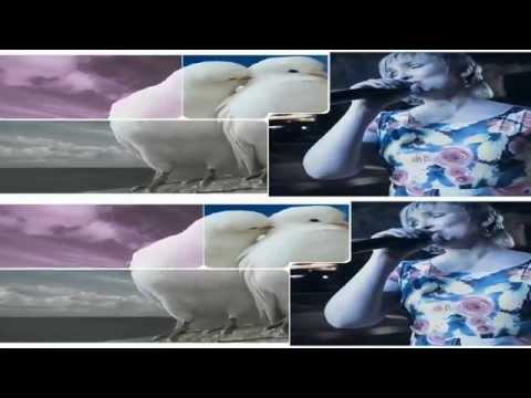 ГАЛИНА ПАХОМОВА   ДВА АНГЕЛА -  3D без вылетов