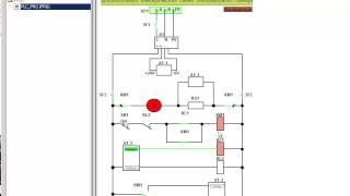 7. Программа имитации работы схемы в CoDeSys