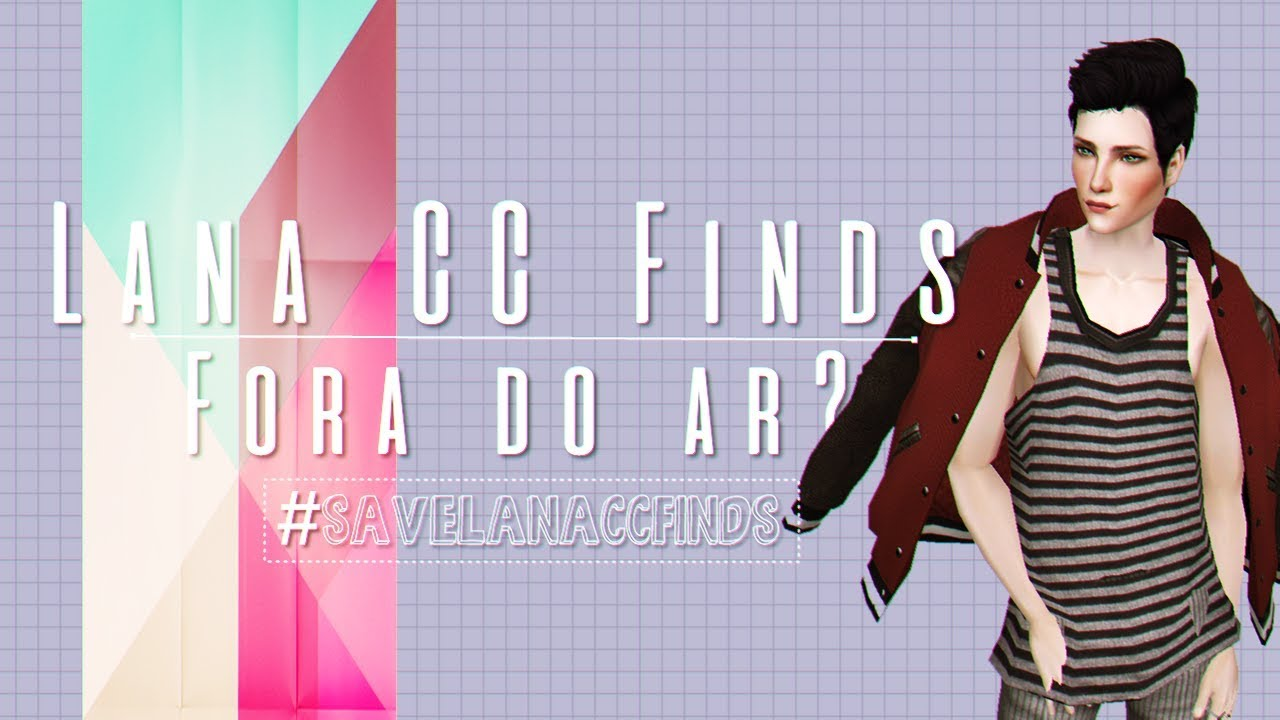 Lana Cc Finds Vai Sair Fora Do Ar Nao E Clickbait The Sims 2 Canaldochoi Youtube This site is the quintessential sims modding site. youtube