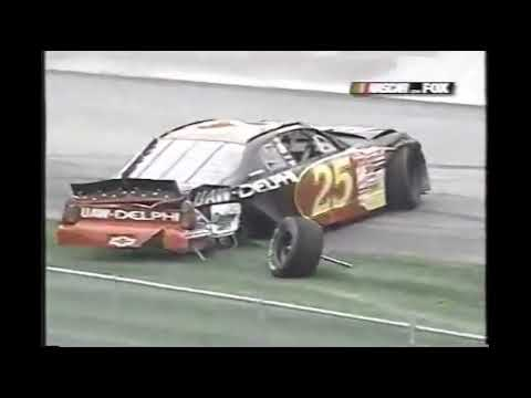 MBNA Platinum 400 | NASCAR Winston Cup | Dover Downs International Speedway | 06/03/2001