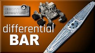 CNC Machining a MARS Curiosity Differential Bar | WW212