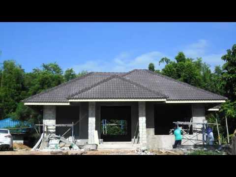 โมเดิร์นดี - รับสร้างบ้าน อุดร - บ้าน Eco nano block