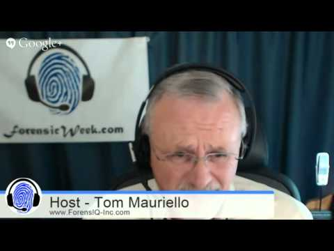"The ForensicWeek.com Show — 11/20/14 — Episode 067  ""What College Program is Best for You?"""
