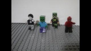 Лего мультфильм зомби апокалипсис 1 серия война зомби