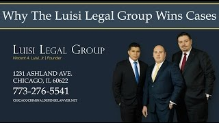 Luisi Legal Group Video - Why The Luisi Legal Group Wins Cases
