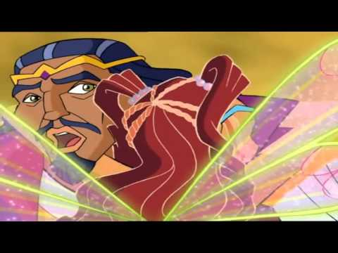 "Winx Club Season 3 Episode 13 ""One Last Fluttering of Wings"" RAI English HD"