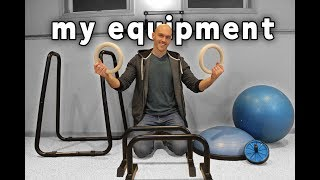 Calisthenics Workout Equipment I Use (And Recommend)