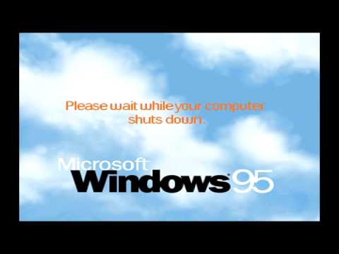 Windows 95 start up remix youtube for Windows 95 startup sound