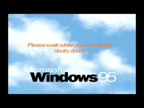 Evangelion windows 95 remix
