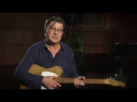 Historic Fender Telecaster-Robbie Robertson/Bob Dylan Music Icons 2018
