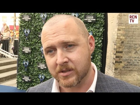 AJ Buckley Interview One For The Boys Gala