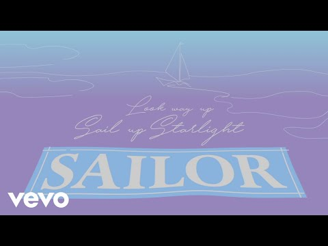 GAC (Gamaliél Audrey Cantika) - Sailor (Official Lyric Video)
