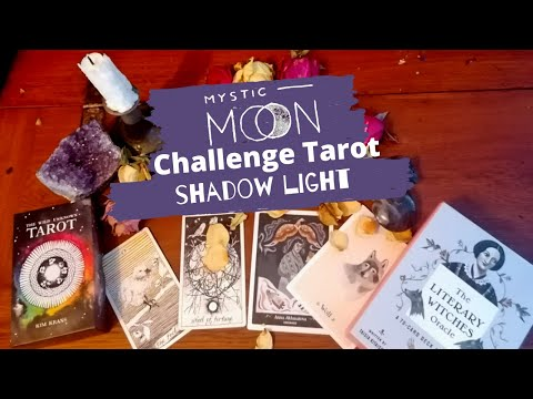 Podcast Challenge Tarot : shadow light