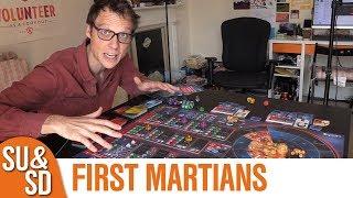 First Martians - Shut Up & Sit Down Review