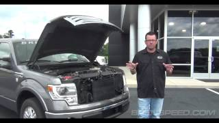 Brenspeed Roush Supercharged F150 Packages 5.0L 6.2L Review Of Supercharger Packages