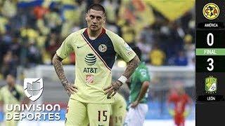 América 0-3 León– GOLES – RESUMEN – LIGA MX – CLAUSURA 2019 - SEXTA FECHA