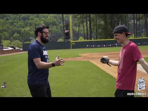 Samford Baseball Media Home Run Derby 2019