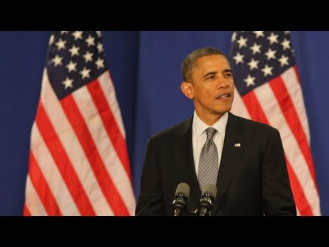 Two Choices: President Obama Sets Out His Vision for the Economy