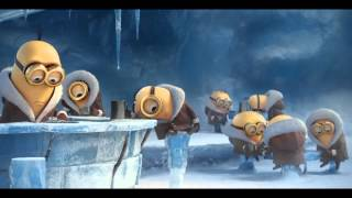 Миньоны - Трейлер (дублированный) 1080p