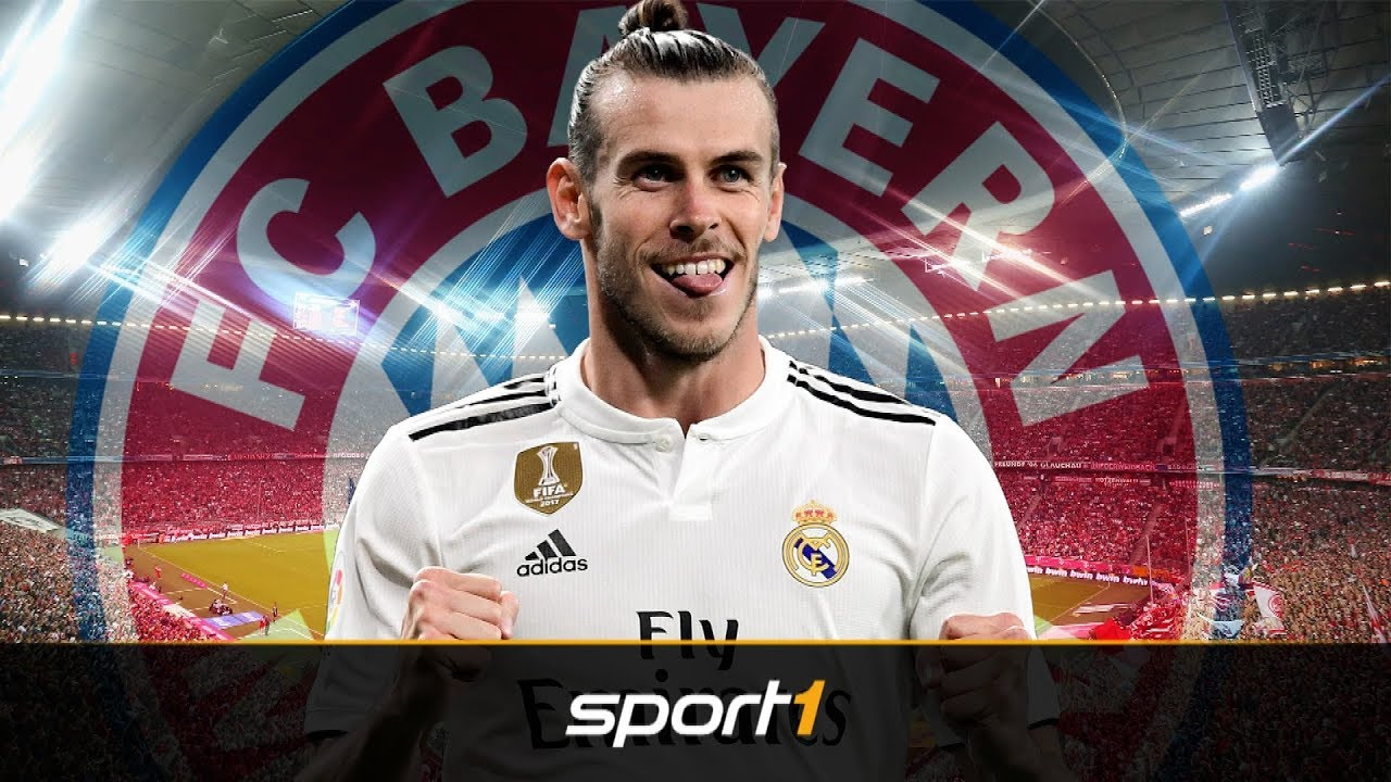 Neuer Deal: Wechselt Gareth Bale nun doch zu den Bayern? | SPORT1 - TRANSFERMARKT