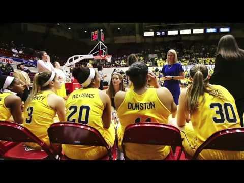 Michigan Women's Basketball WNIT Championship Highlights