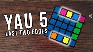 Download Video 5x5 Last 2 Edges Algorithms for Yau 5 MP3 3GP MP4