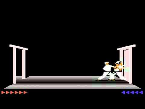 C64 Longplay - Karateka  