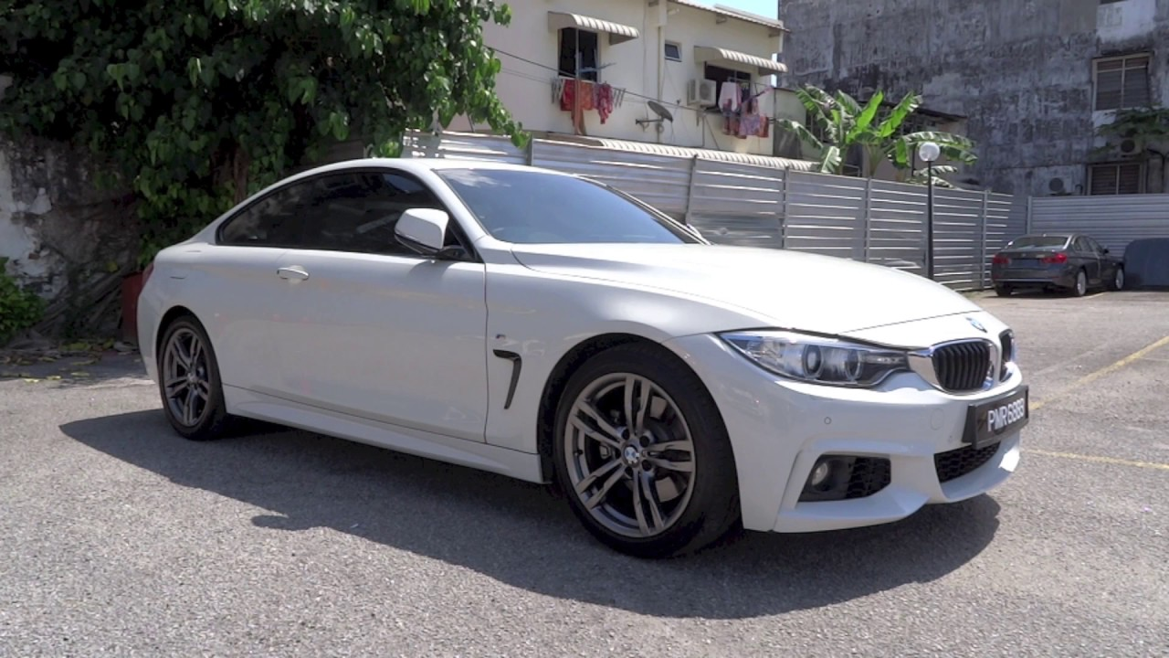 Bmw 430i Coupe >> 2016 Bmw 430i Coupe M Sport Start Up And Full Vehicle Tour