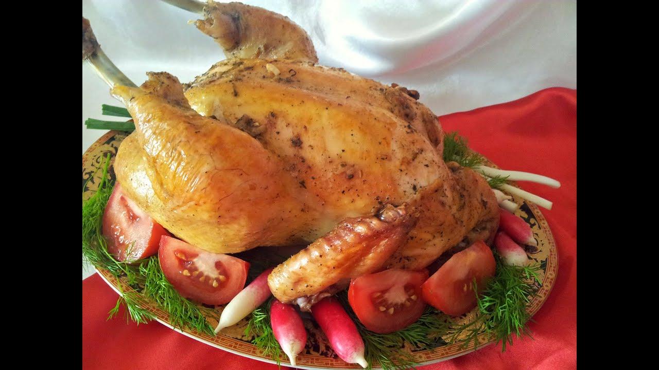 Рецепты запекания курицы в духовке