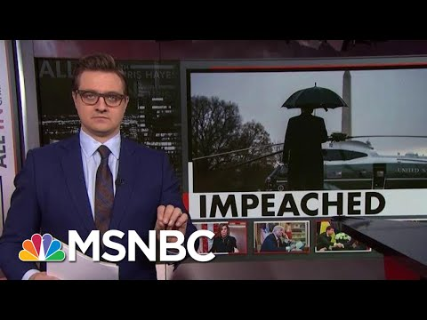 Chris Hayes: Trump Warned Us About Who He Was | All In | MSNBC