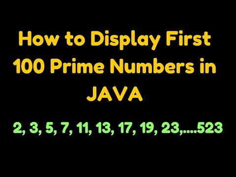 how-to-display-first-100-prime-numbers-in-java