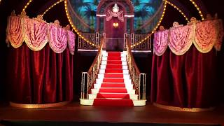 Hello Dolly Stage Model - Down The Stairs At The Harmonia Gardens