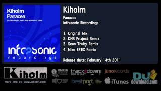 Kiholm - Panacea (original mix)