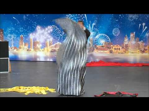 Soul Mystique - Quick Change Artists - Australia's Got Talent 2012