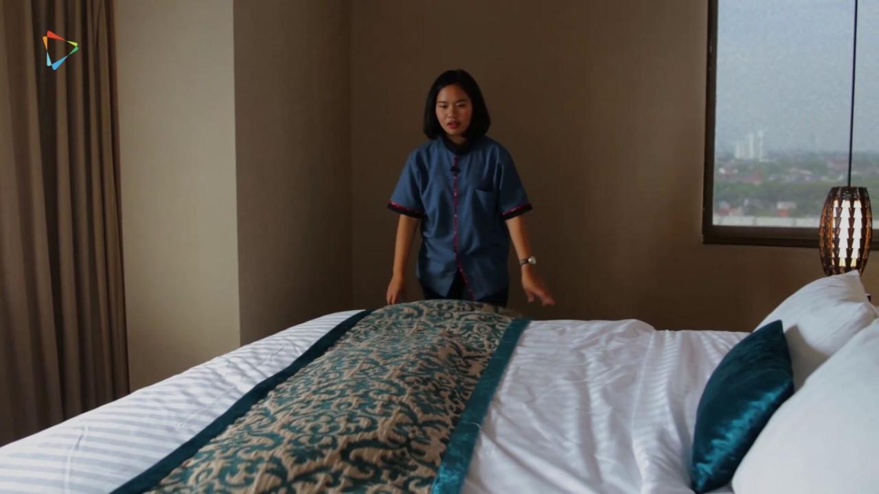 Tantangsil Beratnya Jadi Housekeeper Hotel Youtube