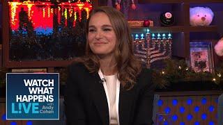 Natalie Portman On Attending Harvard With Mark Zuckerberg | WWHL