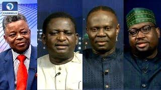 Insecurity: Afegbua Accuses APC Of Incompetence Femi Adesina Disagrees Pt.1  Sunday Politics  