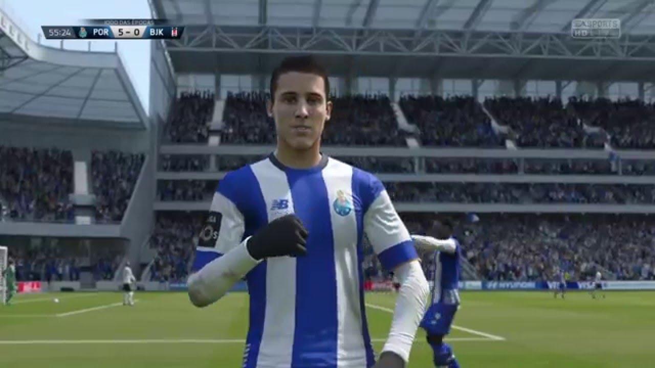 Cristian Tello Goal