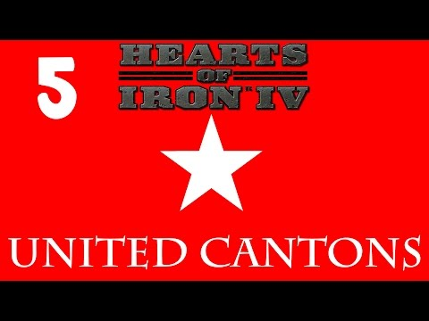 Hearts of Iron IV - United Cantons 5