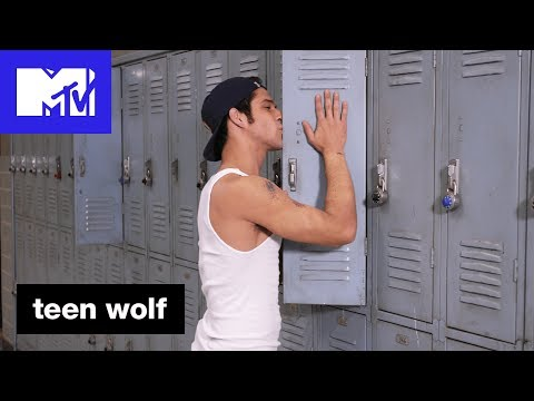 'Tyler Posey Says Goodbye' BTS | Teen Wolf (Season 6B) | MTV