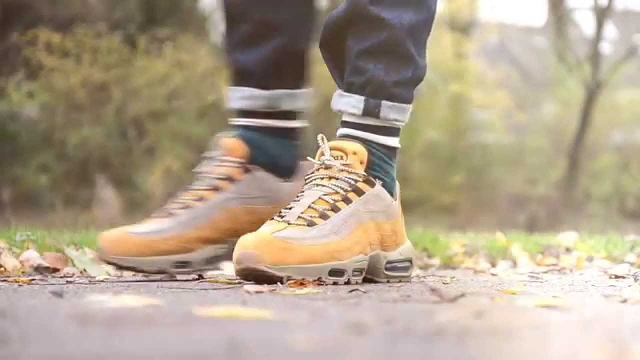 Air Max 95 Wheat Pack