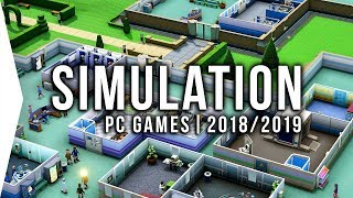 BEST Management Simulation Games 2018 / strategy Building games 2018 👍🎮