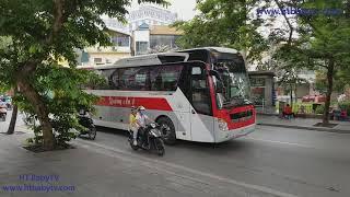 Wheels On The Bus Ha Noi P3 🚌 Xe buýt Hà Nội P3 🚌 Nursery Rhymes 4 Kids   HT BabyTV ✔︎