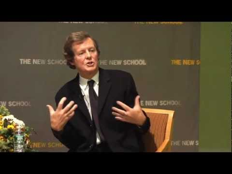 Artist-in-residence David Hare | The New School for Drama