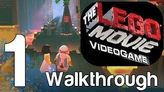 De LEGO Videogame Film Gameplay Walkthrough Deel 1 - De Profetie (Geen Commentaar 1080p HD)