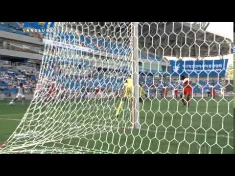 INDONESIA U-23 (4-0) MALDIVES U-23 Asian Games Incheon Korea 18/9/2014 FULL HIGHLIGHTS