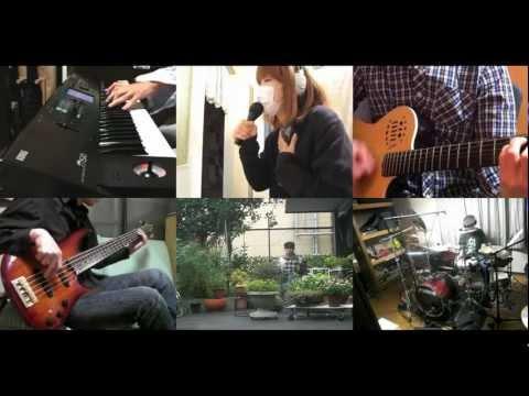[HD]Phi Brain - Kami no Puzzle ED [Hologram] Band cover